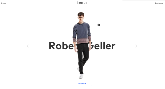 With Men And Their Fashion Choices, École Wants To Wear The Pants In TheRelationship